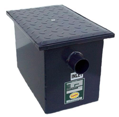 Industrial Kitchen Grease Trap: Commercial Grease Trap
