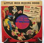 Little Red Riding Hood Record