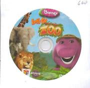 Barney Lets Go to The Zoo