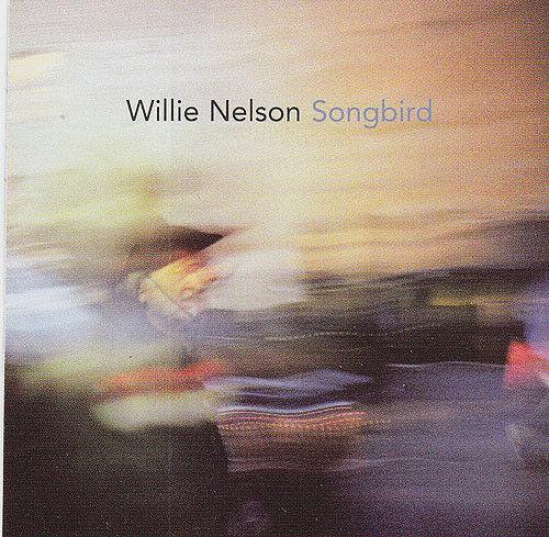 Willie Nelson Songbird RARE promo sticker 2006