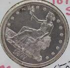 Uncirculated Uncertified 1877 Year US Trade Dollars (1873-1885)