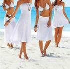 Bathing Suit Cover Up Dress Womens