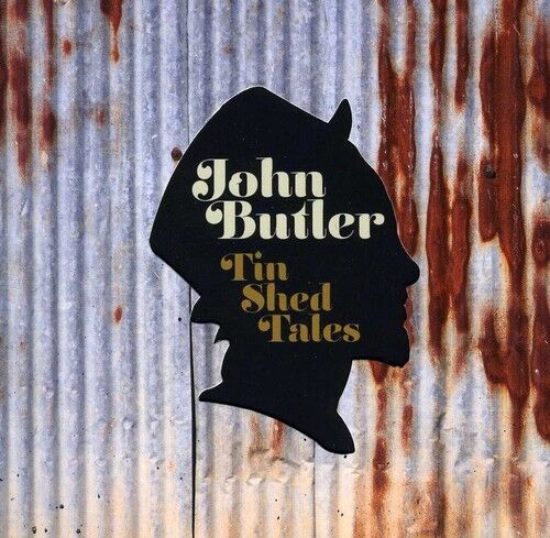 John Butler - Tin Shed Tales [New CD] Australia - Import