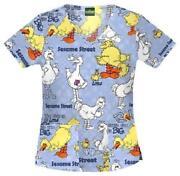 Sesame Street Scrubs