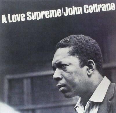 John Coltrane - A Love Supreme [Colored Vinyl] NEW Sealed Vinyl LP Album