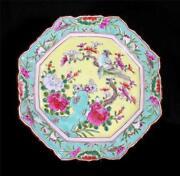 Antique Porcelain Plates
