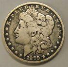 1879 Year Morgan US Dollars (1878-1921)