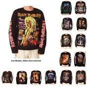Iron Maiden Long Sleeve Shirt