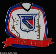New York Rangers Pin