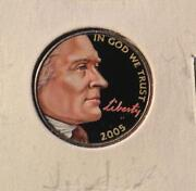 2005 Uncirculated Nickel