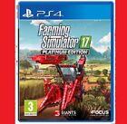 Farming Simulator Simulation Sony PlayStation 4 Video Games