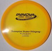 Disc Golf Stingray