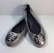 Silver Metallic Shoes
