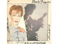DAVID BOWIE Scary Monsters UK LP RCA BOW LP 2 1980 EX 1st Pressing