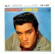 Elvis Presley Records Loving You