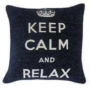 Blue Cushion Covers