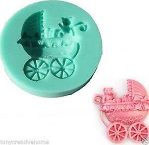 Bear carriages cake decorating cutters Chocolate Candy fondant Si Homebush West Strathfield Area Preview
