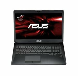 "Asus G750JW ROG 17.3"" Laptop i7 2.4GHz 16GB 1TB DVDRW WiFi"