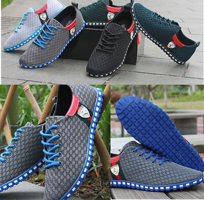 2018 New Fashion England Men's Breathable Recreational Shoes Casual shoes