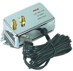Coax cable video signal Amplifier