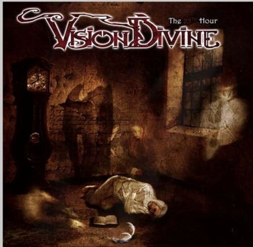 VISION DIVINE THE 25TH. HOUR BRAND NEW SEALED CD