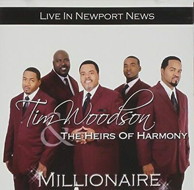 Tim Woodson   Heirs   Millionaire  Live In Newport News  New Cd