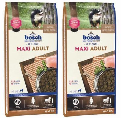 Bosch Adult Maxi 2 x 15 kg