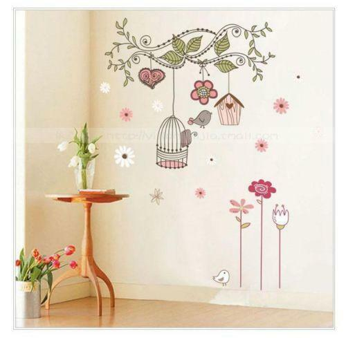 Wall Art Stickers Home Decor eBay