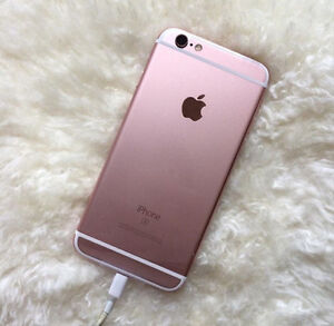 Mint condition rose gold iPhone 6s London Ontario image 1