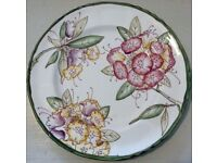 Mason's Spring Blossom Dinner Plates (Set of 6)