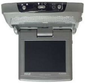"TV ACL 6,4"" + LECTEUR DVD AUTO PYLE CAR DVD PLAYER + LCD TV 6,4"""