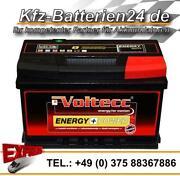 Autobatterie Sonnenschein