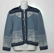 Womens Norwegian Sweater