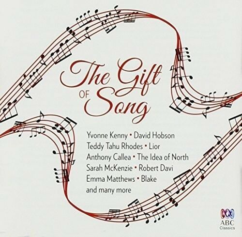Various Artists - Gift Of Song [new Cd] Australia - Import