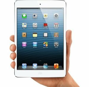 iPad mini, 16gb, silver