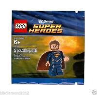 NEW LEGO DC UNIVERSE SUPER HEROES - JOR EL MINIFIGURE - SEALED