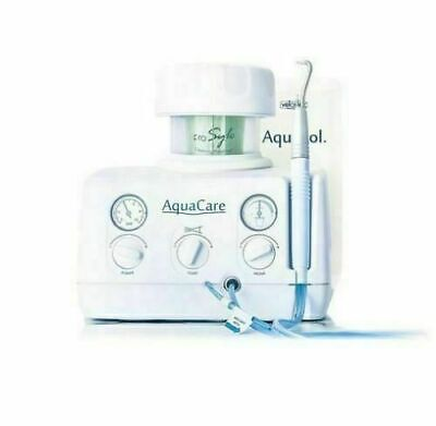 Velopex Aquacare Sin Single Dental Air Abrasion System With Optional Accessories