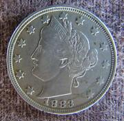 Liberty Nickel XF