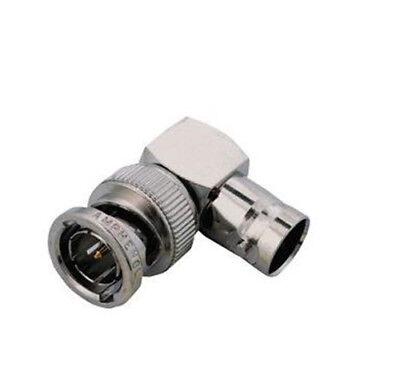 4x Amphenol Rf 31-9-75rfx Rfcoaxial Adapter Bnc Jack-bnc Plug