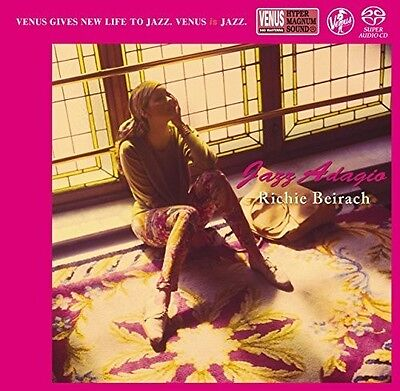 Richie Beirach   Jazz Adagio  New Sacd  Japan   Import