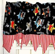 Pirate Curtains