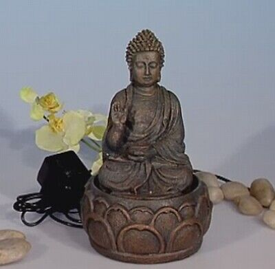 Beleuchteter Zimmerbrunnen Mit Buddha Feng Shui Gebraucht Kaufen Limbach Oberfrohna