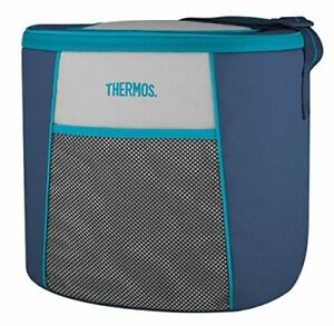 New Thermos 24 Can Cooler, Blue