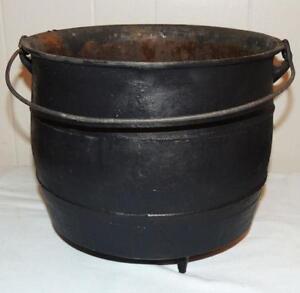 Antique Cast Iron Pots