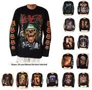 Slayer Long Sleeve Shirt