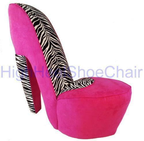 High Heel Chair | EBay