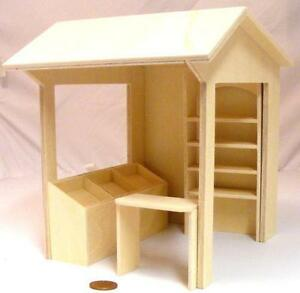 Dolls House Garden Set