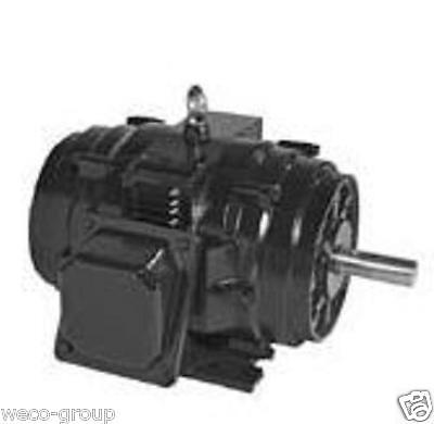 Gt0047 444ttdc16077 100 Hp 1200 Rpm New Marathon Motor