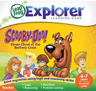 LeapFrog Scooby-Doo Leapster Explorer Electronic Learning Game Cartridges & Books