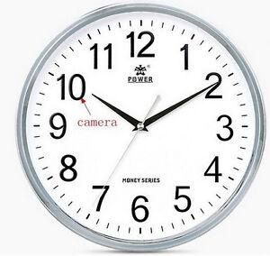 Consumer Electronics > Home Surveillance > Security Cameras: www.ebay.com/itm/WiFi-Wall-Clock-Hidden-Spy-Camera-P2P-Motion...